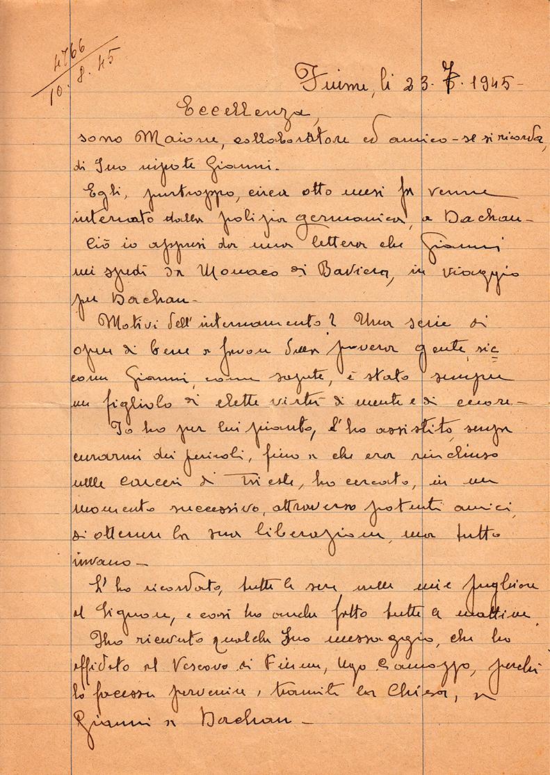Documento Maione