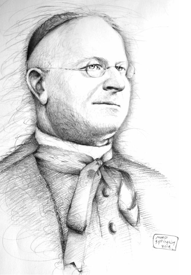 disegno di Marco Battipaglia